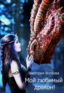 Мой любимый дракон!